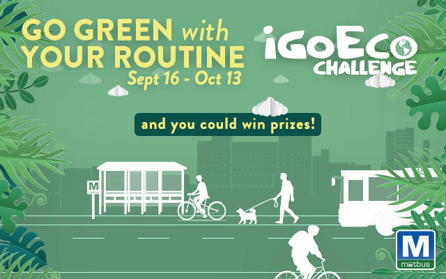 Take the iGoEco Challenge!