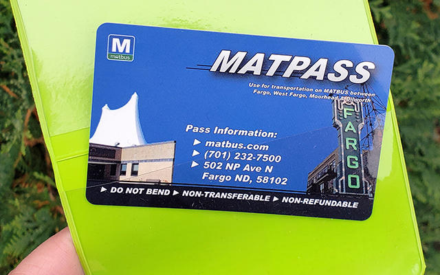 Get the new MATPASS!