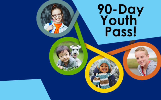 90-Day Youth Pass